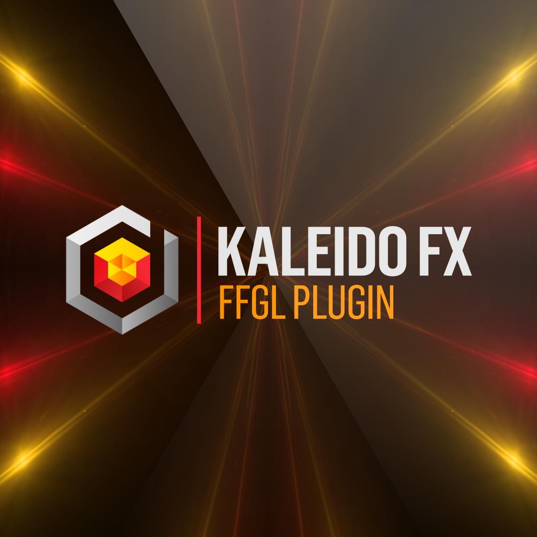FFGL Kaleido FX - DVizion